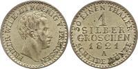 Silbergroschen 1821  A Brandenburg-Preußen Friedrich Wilhelm III. 1797-... 45,00 EUR  zzgl. 4,00 EUR Versand