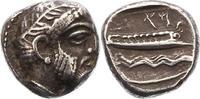 AR Stater 400 - 350 v. Chr Phoenicia Arados Sehr schön  425,00 EUR kostenloser Versand