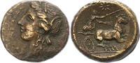 AE Hemilitron 288 - 279  v. Chr. Sicilia Hiketas 288 - 279 v. Chr.. Seh... 150,00 EUR  zzgl. 4,00 EUR Versand