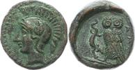 AE 420 - 405  v. Chr. Sicilia unbek. Herrscher 420 - 405 v. Chr.. Schön... 155,00 EUR  zzgl. 4,00 EUR Versand