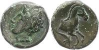 AE 350 - 300  v. Chr. Sicilia unbek. Herrscher 350 - 300 v. Chr.. Sehr ... 85,00 EUR  zzgl. 4,00 EUR Versand