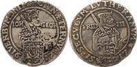1/8 Taler 1617 Sachsen-Albertinische Linie Johann Georg I. 1615-1656. S... 265,00 EUR kostenloser Versand