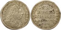 1/12 Taler 1717 Sachsen-Hildburghausen Ernst Friedrich I. 1715-1724. Fa... 225,00 EUR  zzgl. 4,00 EUR Versand