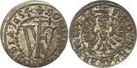 Schilling 1654 Brandenburg-Preußen Friedrich Wilhelm 1640-1688. Sehr sc... 18,00 EUR  zzgl. 4,00 EUR Versand