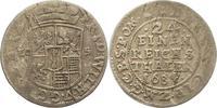 1/24 Taler 1688 Brandenburg-Preußen Friedrich Wilhelm 1640-1688. Schön ... 18,00 EUR  zzgl. 4,00 EUR Versand