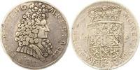2/3 Taler 1690 Brandenburg-Preußen Friedrich III. 1688-1701. Schön  75,00 EUR  zzgl. 4,00 EUR Versand