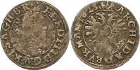 Kreuzer 1625 Haus Habsburg Ferdinand II. 1619-1637. Fast sehr schön  25,00 EUR  zzgl. 4,00 EUR Versand