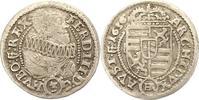 3 Kreuzer 1636 Haus Habsburg Ferdinand III. 1637-1657. Sehr schön  45,00 EUR  zzgl. 4,00 EUR Versand