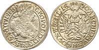 3 Kreuzer 1670 Haus Habsburg Leopold I. 1657-1705. Sehr schön - vorzügl... 30,00 EUR  zzgl. 4,00 EUR Versand