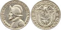 1/10 Balboa oder 10 Centimos 1933 Panama  Sehr schön - vorzüglich  15,00 EUR  zzgl. 4,00 EUR Versand