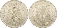 Peso 1933 Mexiko Republik. Fast Stempelglanz  15,00 EUR  zzgl. 4,00 EUR Versand