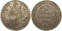 Taler 1766 Haus Habsburg Maria Theresia 1740-1780. Winz. Randfehler, se... 135,00 EUR  zzgl. 4,00 EUR Versand
