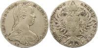 Taler 1780 Haus Habsburg Maria Theresia 1740-1780. Sehr schön  45,00 EUR  zzgl. 4,00 EUR Versand