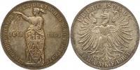 Taler 1862 Frankfurt-Stadt  Schöne Patina. Winz. Kratzer, vorzüglich - ... 135,00 EUR  zzgl. 4,00 EUR Versand