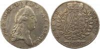 Taler 1790 Sachsen-Albertinische Linie Friedrich August III. 1763-1806.... 125,00 EUR  zzgl. 4,00 EUR Versand