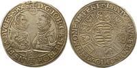 1/2 Taler 1590 Sachsen-Alt-Gotha (Coburg-Eisenach) Johann Casimir und J... 195,00 EUR  zzgl. 4,00 EUR Versand