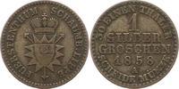 Silbergroschen 1858  A Schaumburg-Lippe Georg Wilhelm 1807-1860. Sehr s... 15,00 EUR  zzgl. 4,00 EUR Versand