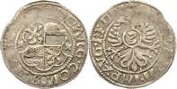 3 Kreuzer 1590-1610 Solms-Lich Gemeinschaftsmünzen 1590-1610. Prägeschw... 22,00 EUR  zzgl. 4,00 EUR Versand