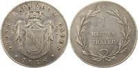 Taler 1816 Baden-Durlach Carl Ludwig Friedrich 1811-1818. Schöne Patina... 195,00 EUR  zzgl. 4,00 EUR Versand