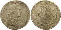 Taler 1795 Sachsen-Albertinische Linie Friedrich August III. 1763-1806.... 135,00 EUR  zzgl. 4,00 EUR Versand