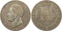 Taler 1841 Sachsen-Weimar-Eisenach Carl Friedrich 1828-1853. Sehr schön  115,00 EUR  zzgl. 4,00 EUR Versand