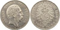 5 Mark 1889  E Sachsen Albert 1873-1902. Sehr schön  175,00 EUR  zzgl. 4,00 EUR Versand