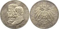 5 Mark 1909 Sachsen Friedrich August III. 1904-1918. Fast Stempelglanz  235,00 EUR  zzgl. 4,00 EUR Versand