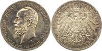 3 Mark 1911 Schaumburg-Lippe Georg 1893-1911. Schöne Patina. Vorzüglich... 155,00 EUR  zzgl. 4,00 EUR Versand