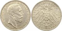 3 Mark 1909  A Schwarzburg-Sondershausen Karl Günther 1880-1909. Sehr s... 140,00 EUR  zzgl. 4,00 EUR Versand