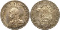 Rupie 1890 Deutsch Ostafrika  Schöne Patina. Vorzüglich - Stempelglanz  185,00 EUR  zzgl. 4,00 EUR Versand