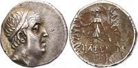 Drachme 95 - 62  v. Chr. Kappadokien Ariobarzanes I. 95 - 62 v. Chr.. F... 65,00 EUR  zzgl. 4,00 EUR Versand