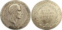 Taler 1812  A Brandenburg-Preußen Friedrich Wilhelm III. 1797-1840. Ewt... 145,00 EUR  zzgl. 4,00 EUR Versand