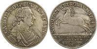 2/3 Taler 1764 Braunschweig-Wolfenbüttel Karl I. 1735-1780. Sehr schön  65,00 EUR  zzgl. 4,00 EUR Versand