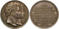 Silbermedaille 1829 Bayern Ludwig I. 1825-1848. Schöne Patina. Vorzügli... 125,00 EUR  zzgl. 4,00 EUR Versand