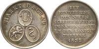 Silbermedaille 1832 Bayern Ludwig I. 1825-1848. Schöne Patina. Fast vor... 95,00 EUR  zzgl. 4,00 EUR Versand