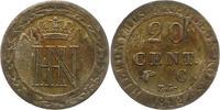 20 Centimes 1812  C Westfalen, Königreich Hieronymus Napoleon 1807-1813... 45,00 EUR  zzgl. 4,00 EUR Versand