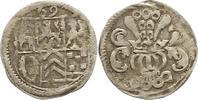 Dreier 1569 Stolberg-Stolberg Ludwig II., Heinrich, Albrecht Georg und ... 55,00 EUR  zzgl. 4,00 EUR Versand