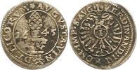 Kreuzer 1645 Augsburg-Stadt  Schrötlingsfehler, fast sehr schön  15,00 EUR  zzgl. 4,00 EUR Versand
