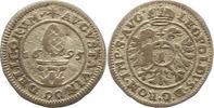 Kreuzer 1695 Augsburg-Stadt  Vorzüglich +  15,00 EUR  zzgl. 4,00 EUR Versand