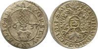 2 Kreuzer 1637 Augsburg-Stadt  Sehr schön +  30,00 EUR  zzgl. 4,00 EUR Versand