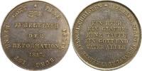 Silbermedaille 1817 Frankfurt-Stadt  Vorzüglich - Stempelglanz  135,00 EUR  zzgl. 4,00 EUR Versand