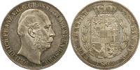 Taler 1864  A Mecklenburg-Schwerin Friedrich Franz II. 1842-1883. Schön... 325,00 EUR kostenloser Versand