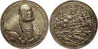 Silbergussmedaille 1536 Sachsen-Kurfürstentum Johann Friedrich der Groß... 385,00 EUR kostenloser Versand