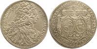 Taler 1696 Schwarzenberg Ferdinand Wilhelm Eusebius 1683-1703. Sehr sch... 575,00 EUR kostenloser Versand