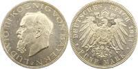 5 Mark 1914  D Bayern Ludwig III. 1913-1918. Erstabschlag. Fast Stempel... 195,00 EUR  zzgl. 4,00 EUR Versand