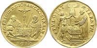 Vergoldete Silbermedaille 1617 Sachsen-Albertinische Linie Johann Georg... 365,00 EUR kostenloser Versand