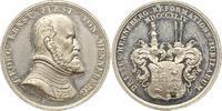 Zinnmedaille mit Kupferstift 1844 Henneberg, Grafschaft Ernst Ludwig 17... 115,00 EUR  zzgl. 4,00 EUR Versand