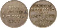 Silberabschlag von den Stempeln des Duka 1817 Hessen-Darmstadt Ludwig I... 65,00 EUR  zzgl. 4,00 EUR Versand