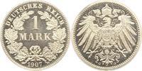 Mark 1907  G Kleinmünzen  Zaponiert. Polierte Platte. Winz. Haarlinien,... 195,00 EUR  zzgl. 4,00 EUR Versand