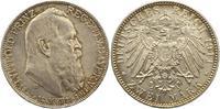 2 Mark 1911 Bayern Luitpold. Stempelglanz  45,00 EUR  zzgl. 4,00 EUR Versand